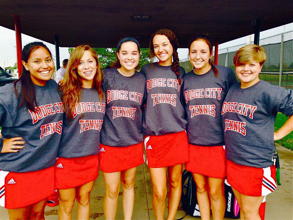 Tennis Team 2-15