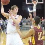 Demons host McPherson after Layoff