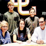 Sowers signs with University of Sioux Falls