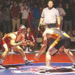 Red Demon wrestlers head to regionals