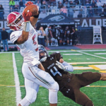Red Demons drop the Hatchet Game to the Buffaloes