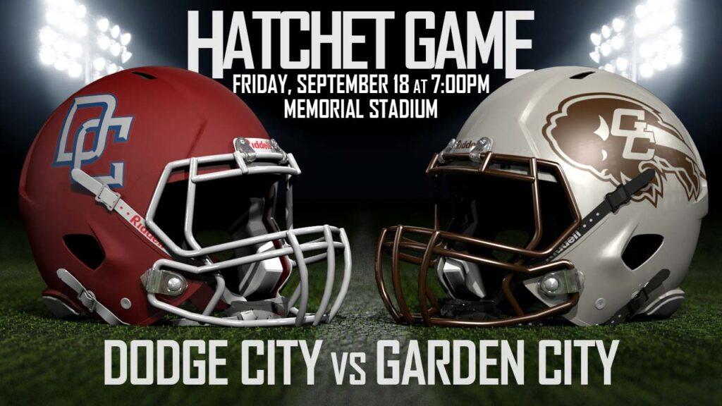 dodge city hatchet game 1rd Annual Hatchet Game — DCHS Sports